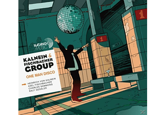 Kalnein & Fischbacher Group - One Man Disco  - (CD)
