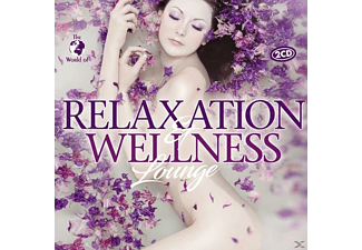 VARIOUS - Relaxation & Wellness Lounge  - (CD)