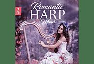 VARIOUS - Romantic Harp Music [CD]