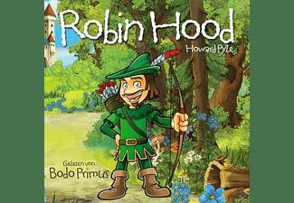 Gelesen Von Bodo Primus - Robin Hood Von Howard Pyle  - (CD)
