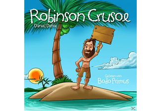 Gelesen Von Bodo Primus - Robinson Crusoe Von Daniel Defoe  - (CD)
