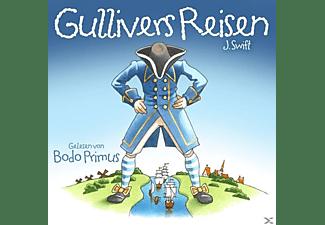 Gelesen Von Bodo Primus - Gullivers Reisen Von Jonathan Swift  - (CD)