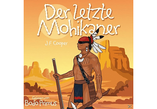Gelesen Von Bodo Primus - Der Letzte Mohikaner Von J.F.Cooper  - (CD)