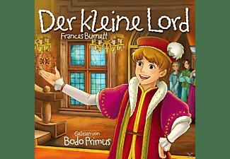 Gelesen Von Bodo Primus - Der Kleine Lord Von Frances Burnett  - (CD)