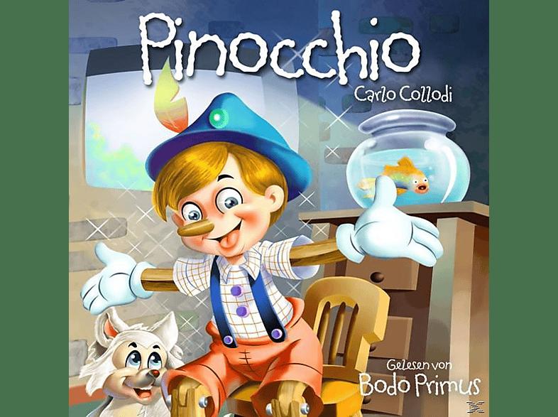 Gelesen Von Bodo Primus - Pinocchio Von Carlo Collodi - (CD)