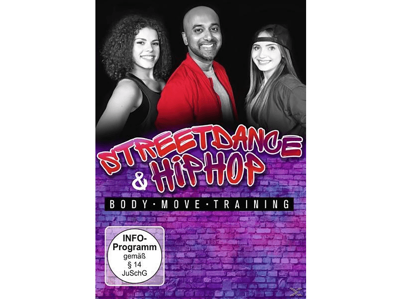 Body Move Training - Streetdance & Hip Hop [DVD]