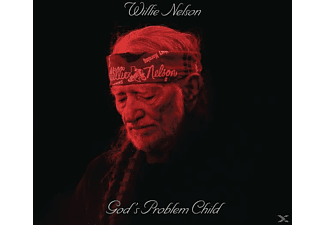 Willie Nelson - God's Problem Child  - (Vinyl)