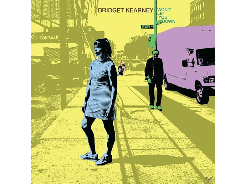 Bridget Kearney - Won't Let You Down [CD]