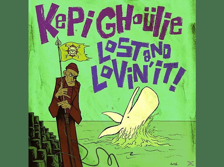 Kepi Ghoulie - Lost And Lovin' It! [CD]