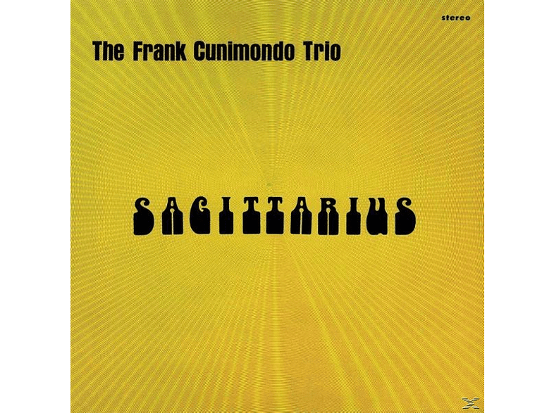 Frank Trio Cunimondo - Sagittarius [Vinyl]
