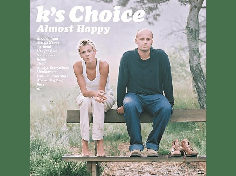 K's Choice - Almost Happy [Vinyl]
