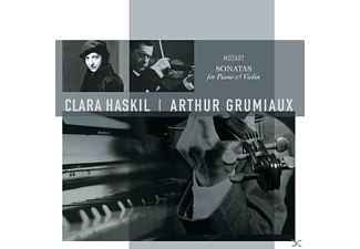 Clara Haskil, Arthur Grumiaux - Sonatas for Piano and Violin - (Vinyl)