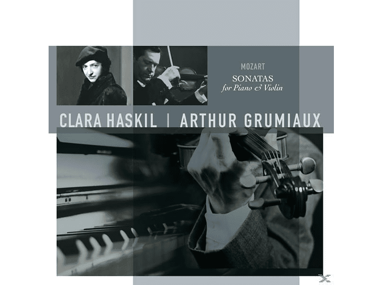 Clara Haskil, Arthur Grumiaux - Sonatas for Piano and Violin [Vinyl]