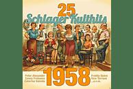 VARIOUS - 25 Schlager Kulthits 1958 [CD]