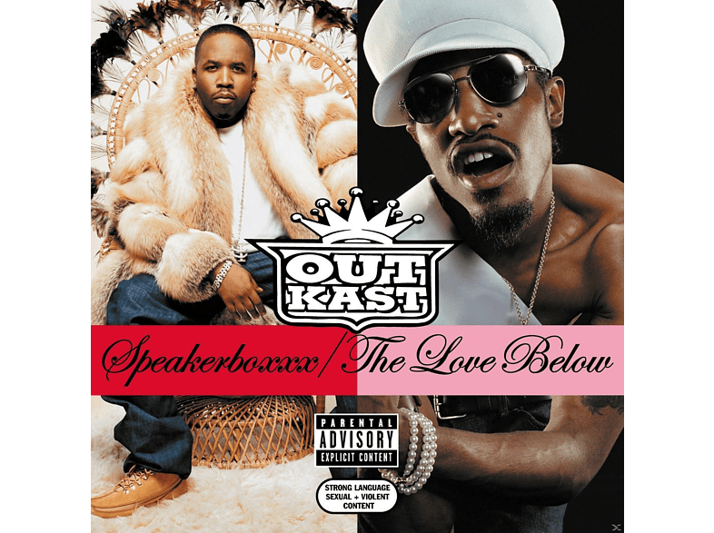 Outkast - Speakerboxxx. Love [Vinyl]