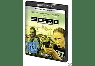 Sicario 4K Ultra HD Blu-ray + Blu-ray