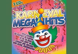 VARIOUS - Karneval Megamix  - (CD)