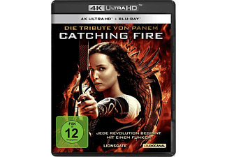 Die Tribute von Panem - Catching Fire 4K Ultra HD Blu-ray + Blu-ray