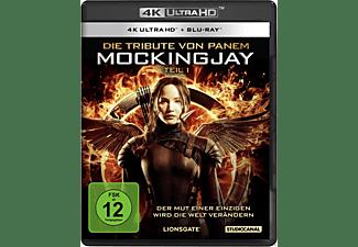 Die Tribute von Panem - Mockingjay 1 4K Ultra HD Blu-ray + Blu-ray