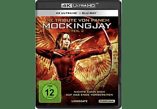 Die Tribute von Panem - Mockingjay 2 4K Ultra HD Blu-ray + Blu-ray