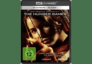 Die Tribute von Panem - The Hunger Games 4K Ultra HD Blu-ray + Blu-ray