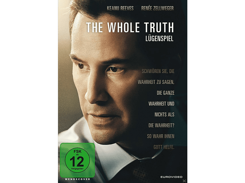 The Whole Truth - Lügenspiel [DVD]