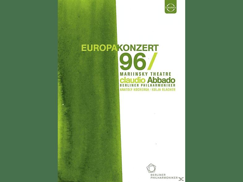 Kolja Blacher, Anatoly Kocherga, Berliner Philharmoniker - Europakonzert 1996 Aus St.Petersburg [DVD]