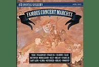 VARIOUS - Famous Concert Marches [CD]