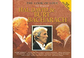 VARIOUS - The Look Of Love. The Songs Of Hal David And Burt Bacharach - (CD)