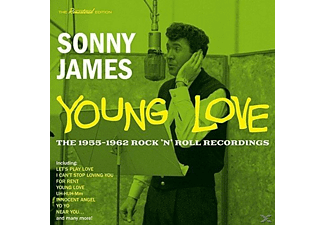 Sonny James - YOUNG LOVE -REMAST- - (CD)
