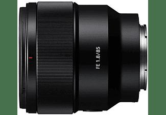 SONY Objektiv FE 85mm 1.8 schwarz (SEL85F18)