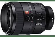 SONY 100 mm f/2.8 (T5.6) G-Master, OSS, ED, ASPH, DMR, Circulare Blende (Objektiv für Sony E-Mount, Schwarz)