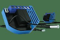QUBINO GOAEZMNHKD1 Raumthermostat, Blau/Schwarz