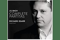 Richard Egarr, Joel Katzmann - The Partitas [CD]