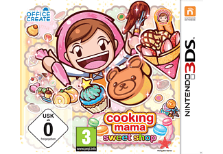 Cooking Mama - Sweet Shop! - Nintendo 3DS