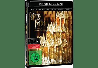 Harry Potter und der Halbblutprinz 4K Ultra HD Blu-ray + Blu-ray