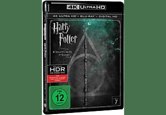 Harry Potter und die Heiligtümer des Todes Teil 2 4K Ultra HD Blu-ray