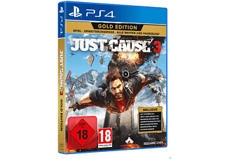 Just Cause 3 (Gold Edition) - [PlayStation 4]
