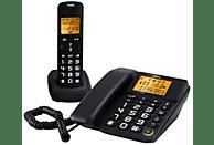 FYSIC FX-5555 Comboset Tastentelefon mit zusätzlichem Mobilteil