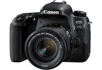 CANON EOS 77D + 18-55mm f/4-5.6 IS STM