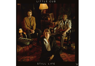Little Cub - Still Life  - (CD)