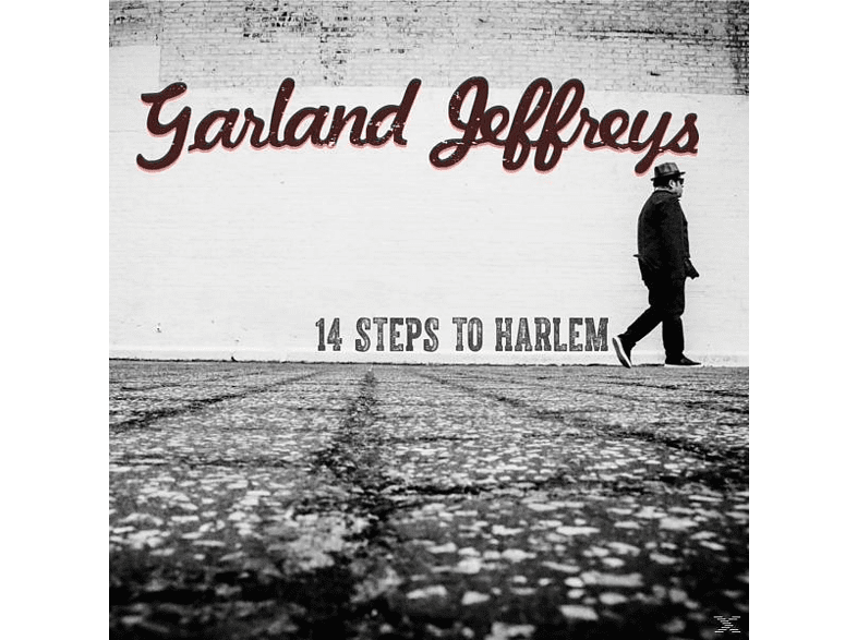 Garland Jeffreys - 14 Steps To Harlem [Vinyl]