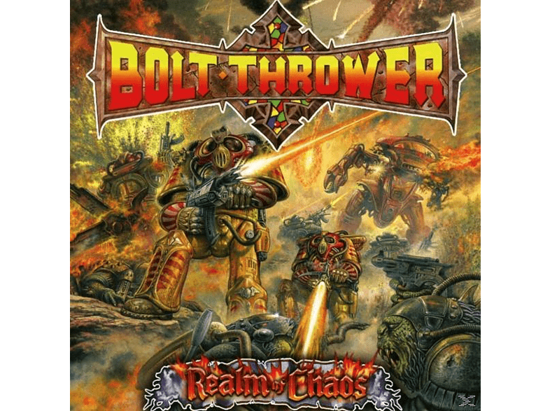 Bolt Thrower - Realm Of Chaos [Vinyl]