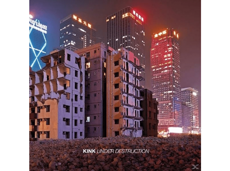 Kink - Under Destruction [Vinyl]