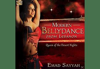 Emad Sayyah - Modern Bellydance From Lebanon  - (CD)