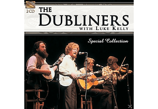 THE W. LUKE KELLY Dubliners - The Dubliners With Luke Kelly  - (CD)