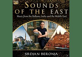 Srdjan Beronja - Sounds Of The East  - (CD)
