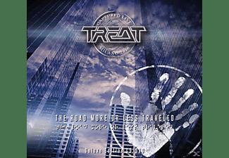 Treat - The Road More Or Less Traveled (CD+DVD Digipak)  - (CD)