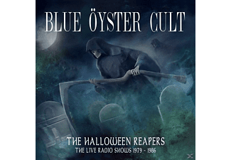 Blue Öyster Cult - The Halloween Reapers,The Live Radio Shows 1979  - (CD)
