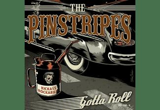 The Pinstripes - Gotta Roll (Lim.Ed.)  - (Vinyl)